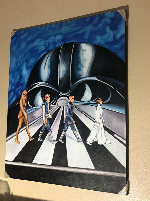 Abbey Road Galactic Crossing
