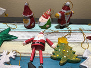 Santas Workshop Christmas Ornaments (25 Pcs)
