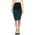 Maternity Skirt Green Formal