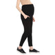 Maternity Tights/ Slacks Black with Pockets
