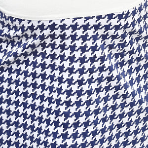 houndstooth print maternity pencil skirt_5