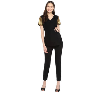 maternity tights slacks black underbelly_1