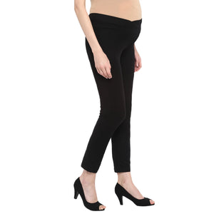 maternity tights slacks black underbelly_4