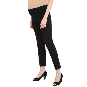 maternity tights slacks black underbelly_5