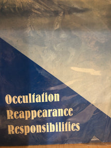 Occultation Reappearance Responsibilities