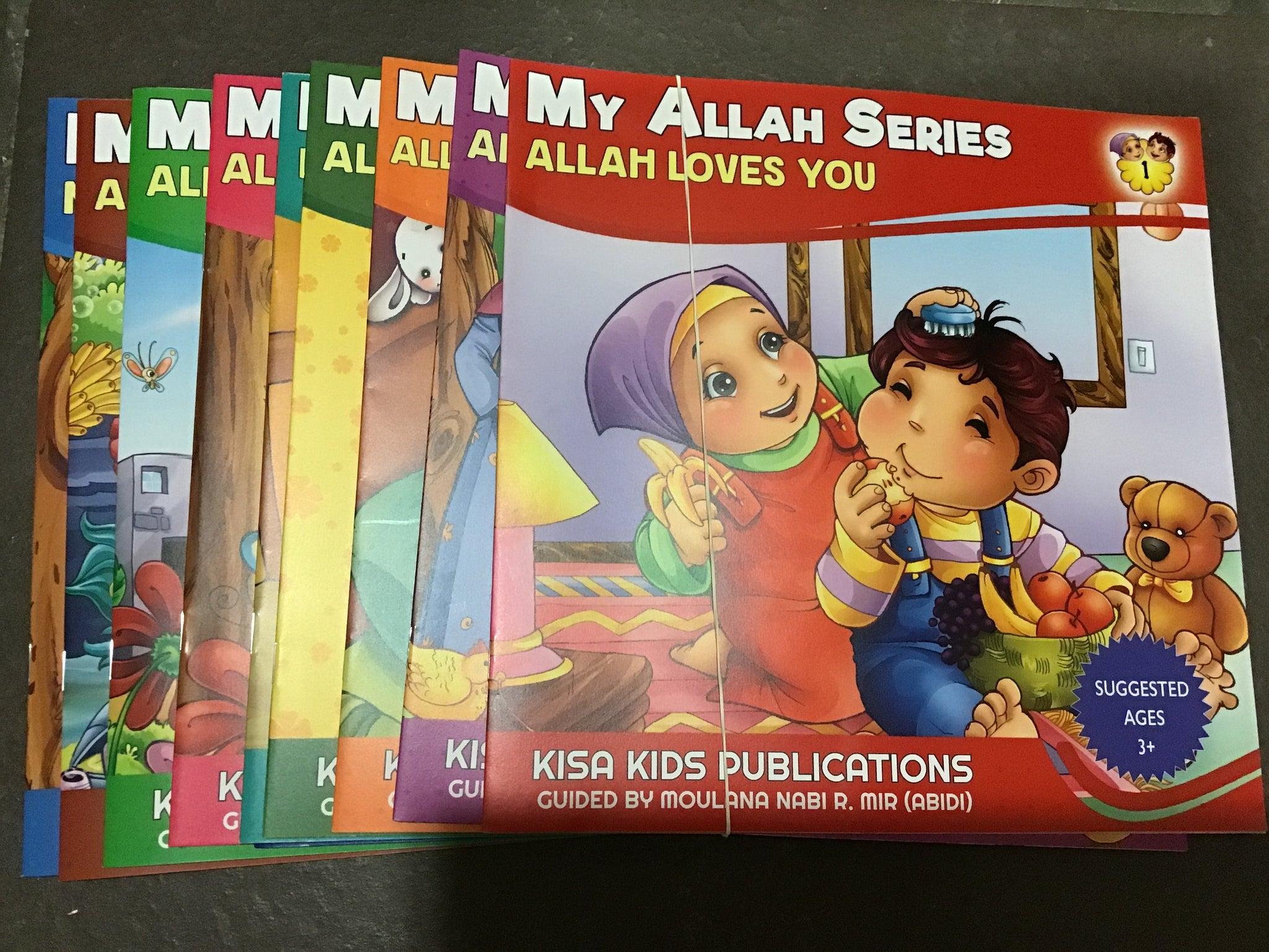 My Allah Series - Kisa Kids