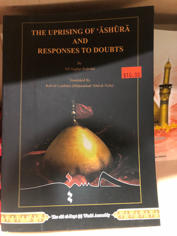 The Uprising Of Ashura And Responses To Doubts (black)