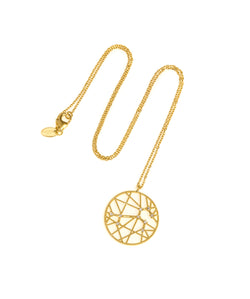Leo Star Sign Necklace