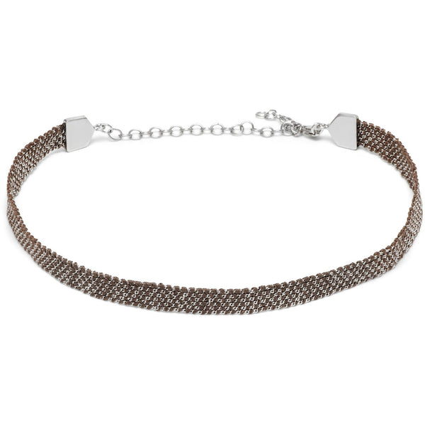 Panama Weaved Choker