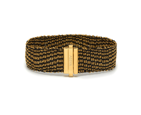 Weaved Gatsby Bracelet