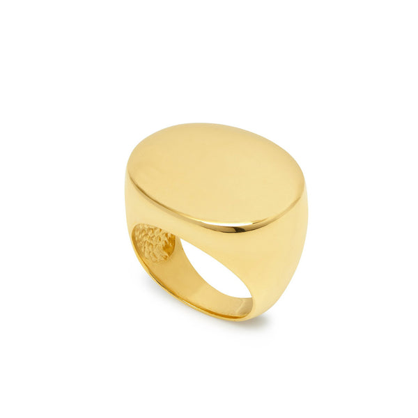 Champagne Mimosa Ring