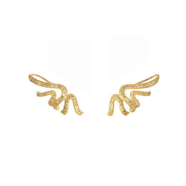 Oriental Statement Ear Cuff