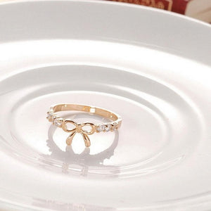 Mia Butterfly Shape Ring