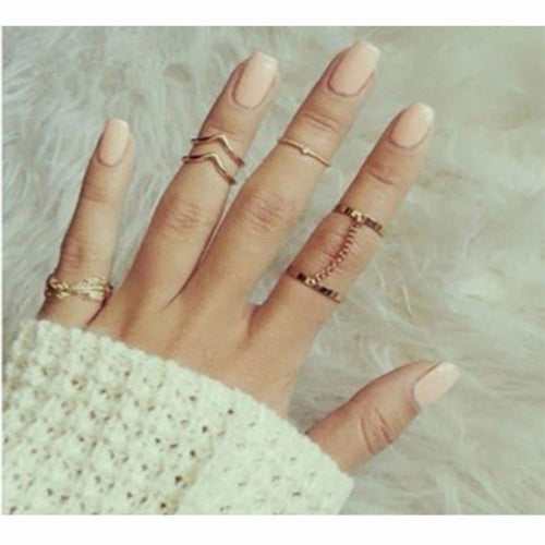 Maika Flawless Rings