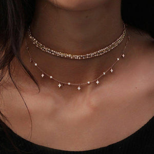 Sara Multi-Layer Necklace