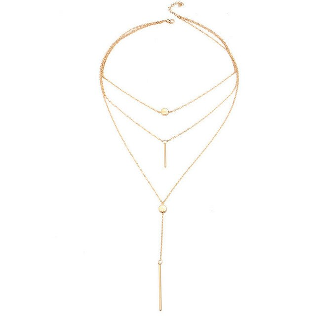 Stella Colarbone Necklace