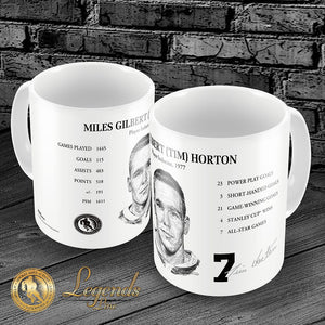 1977 Tim Horton - NHL Legends 15oz Ceramic Mug