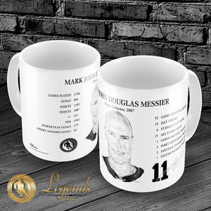 2007 Mark Messier - NHL Legends 15oz Ceramic Mug