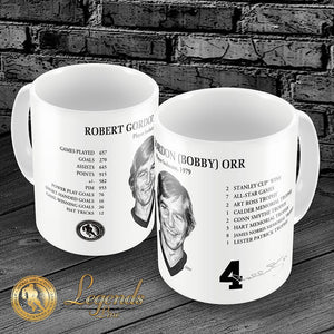 1979 Bobby Orr - NHL Legends 15oz Ceramic Mug