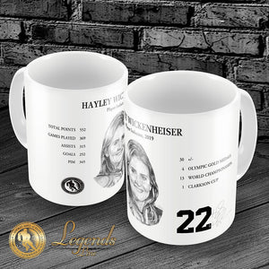 2019 Hayley Wickenheiser - NHL Legends 15oz Ceramic Mug
