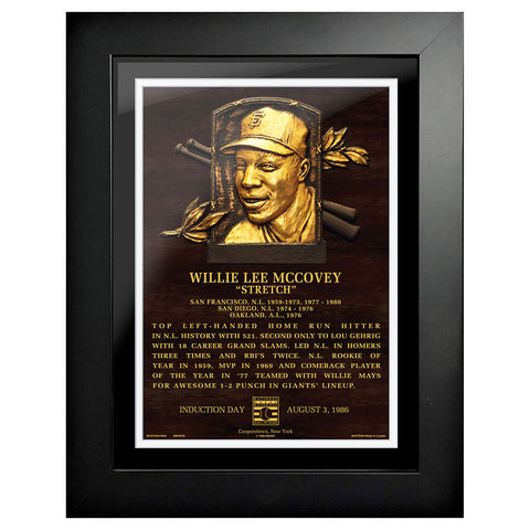 Willie McCovey Legend 12