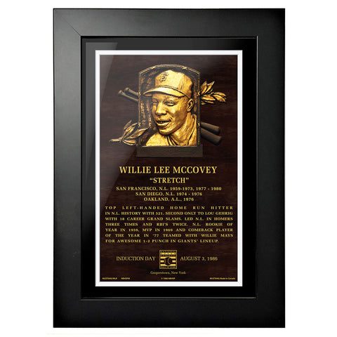 Willie McCovey Legend 8