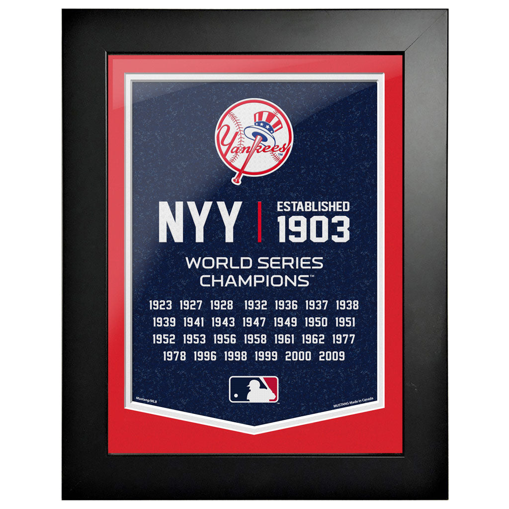 New York Yankees 12x16 Framed Artwork- Empire