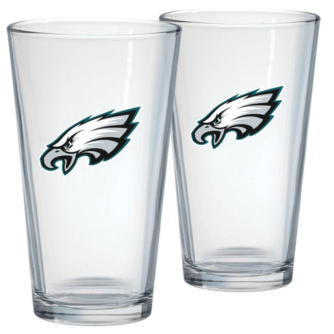 Philadelphia Eagles Mixing Glass Set