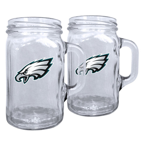 Philadelphia Eagles Mason Mug Set