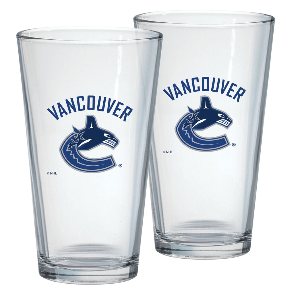 Vancouver Canucks Mixing Glass Set