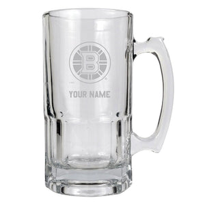 Boston Bruins Personalized Macho Mug