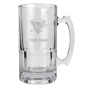 Pittsburgh Penguins Personalized Macho Mug