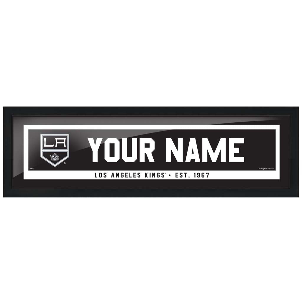 Los Angeles Kings-6x22 Team Personalized Pic Frame
