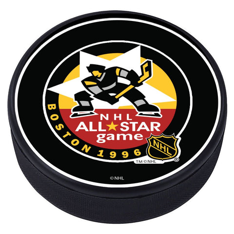 NHL All Star Game Textured Puck - 1996