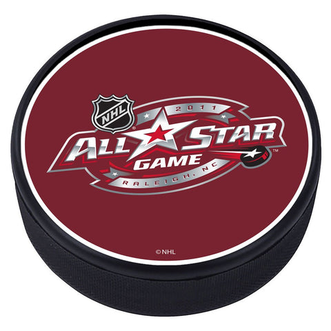 NHL All Star Game Textured Puck - 2011