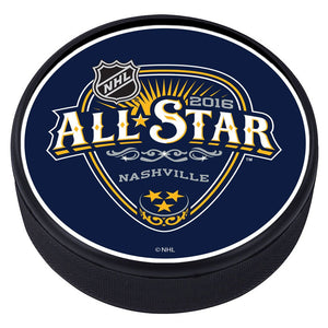 NHL All Star Game Textured Puck - 2016