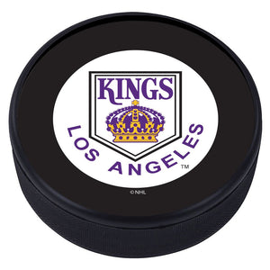LA Kings Vintage Classic Textured Puck