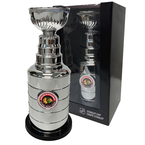 Stanley Cup Coin Bank - Chicago Blackhawks