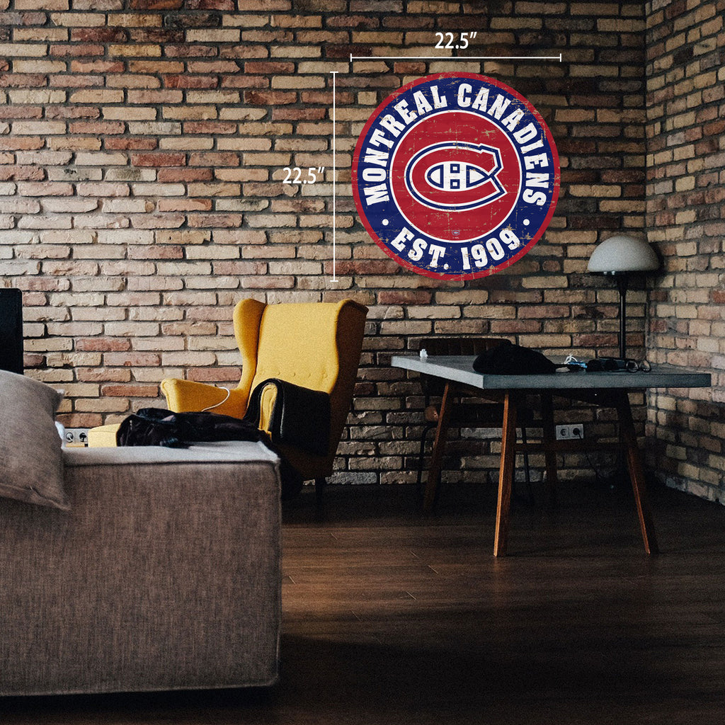Montreal Canadiens 22