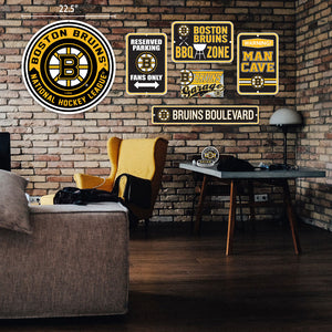 Boston Bruins Ultimate Fan Set 7 piece
