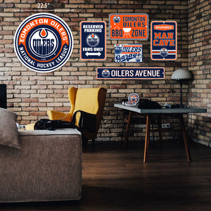 Edmonton Oilers Ultimate Fan Set 7 piece