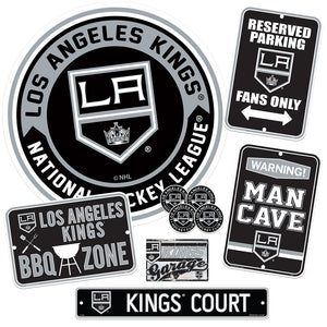 Los Angeles Kings Ultimate Fan Set 7 piece