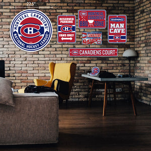 Montreal Canadiens Ultimate Fan Set 7 piece