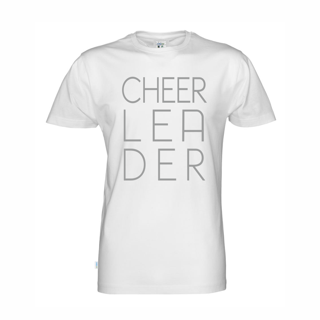 Cottover CHEER-LEA-DER t-shirt (organic)