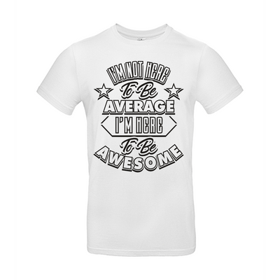 Average t-shirt