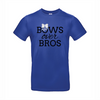 Bows over bros t-shirt