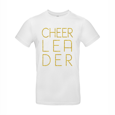CHEER-LEA-DER t-shirt