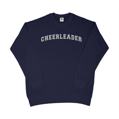 SG Cheerleader bent sweatshirt