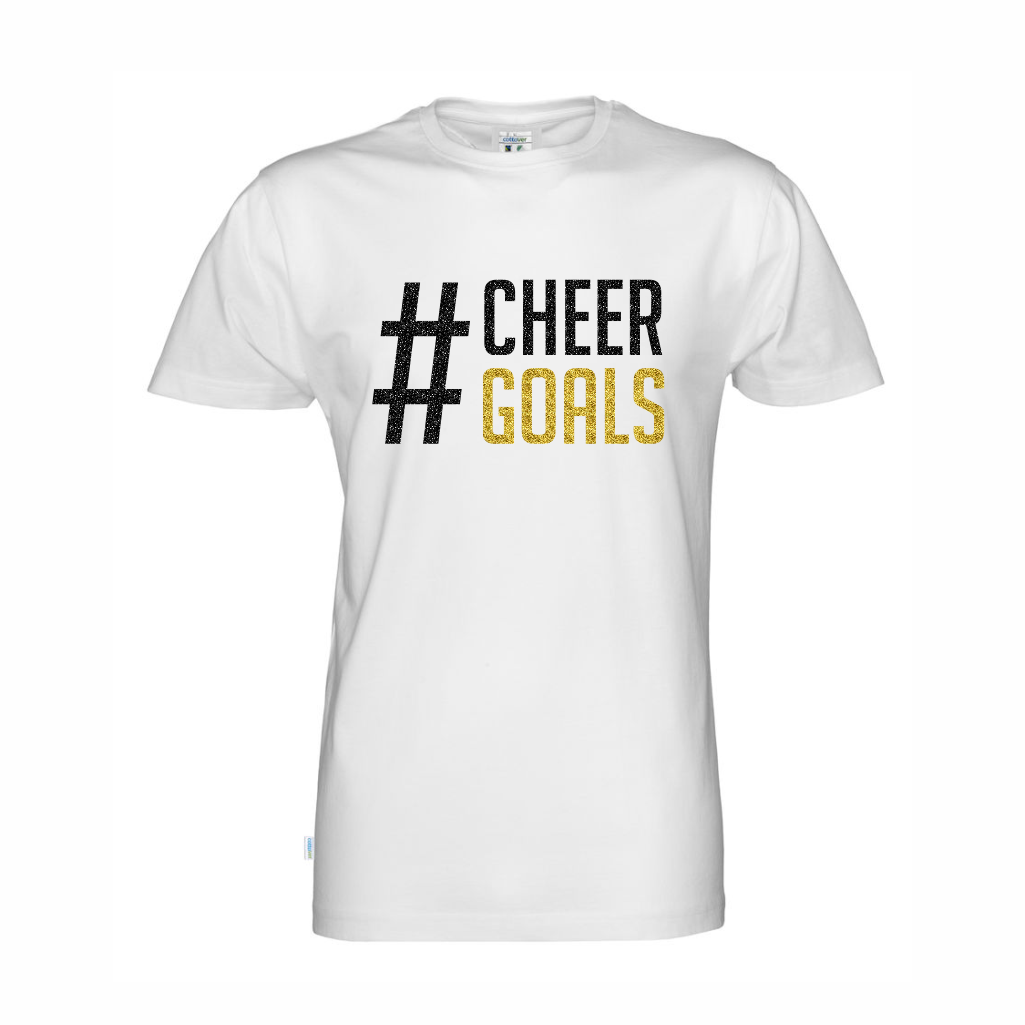 Cottover Cheer Goals t-shirt (organic)