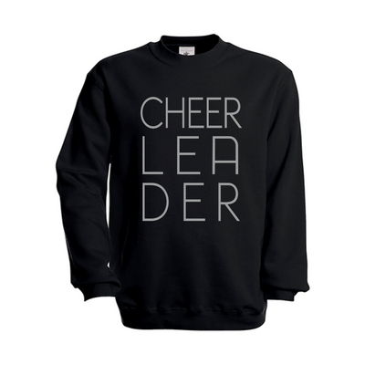 B&C CHEER-LEA-DER sweatshirt